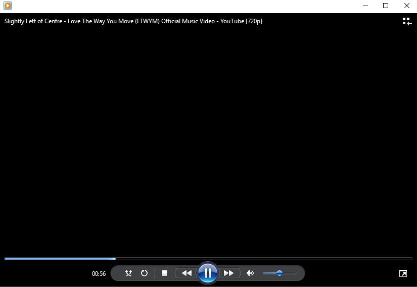 Windows Media Player Video
